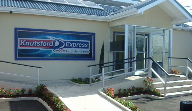 About Knutsford Express